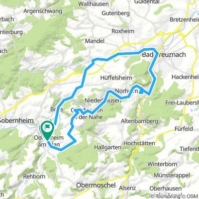 50km Rundweg