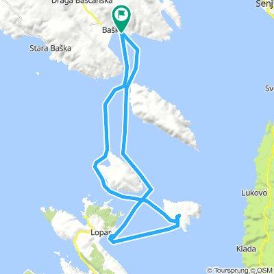 "45 km Schiffsfahrt Leonara ""Pirate Adventure"""