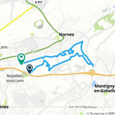 extension de 9.8 kms vers le parc de florimont