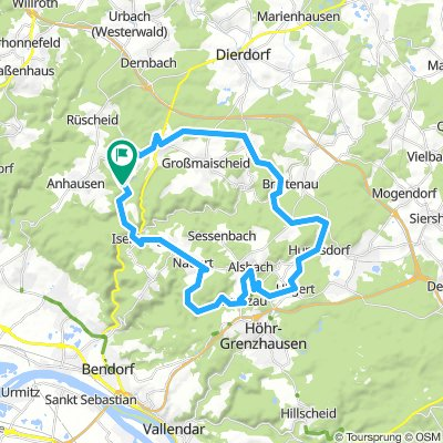 Thalhausen 38.4km