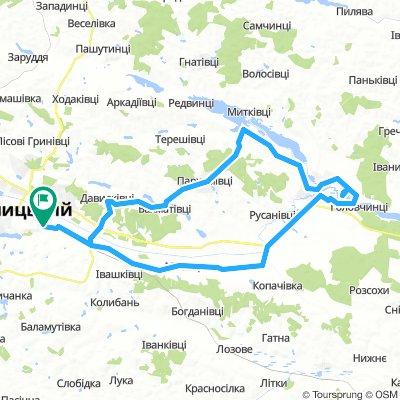 Хмельницький - замок Ракочі