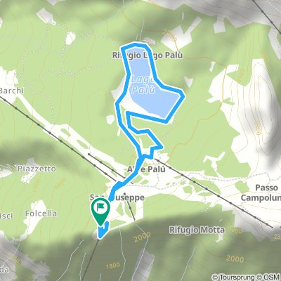Alpe Palù-Lago Palù