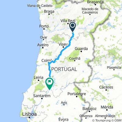 Tabuaco-Coimbra-Constancia (Portugal)