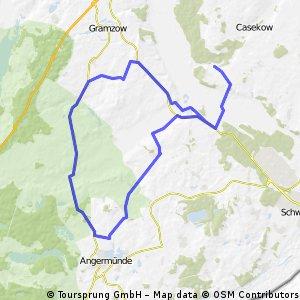 Rennradtour Schönow