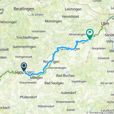 Donauradweg DE 3