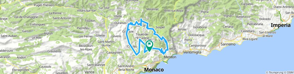 Granfondo MercanTour Madone 2018