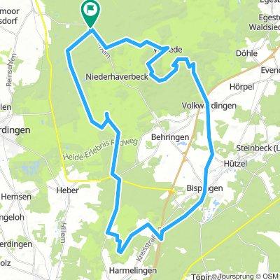 Heide-und Hermann Löns Wanderweg
