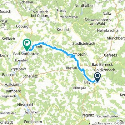 26.08.18_Bayreuth nach Schönbrunn
