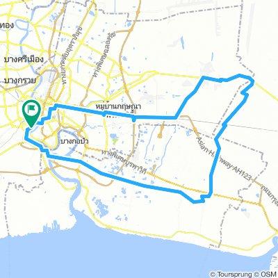 Session - Bangkok Ride
