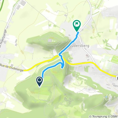 Easy Donnerstag Route In Düdelingen