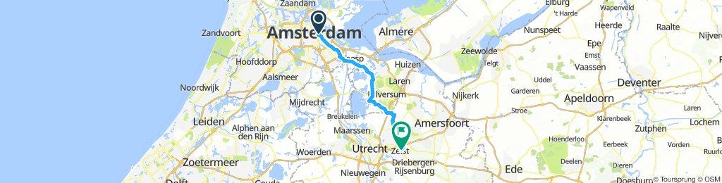 A'dam Zeist, 48 km