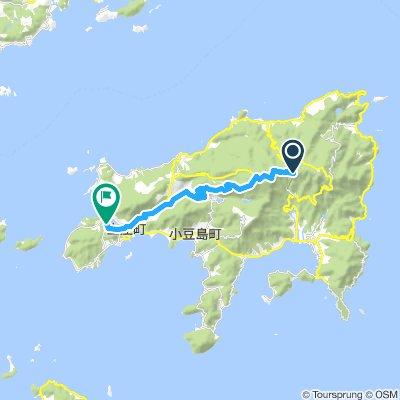 Shodoshima Island 40KM