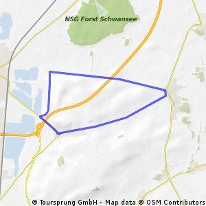 Schwerborn-Udestedt-Wirtschaftsweg