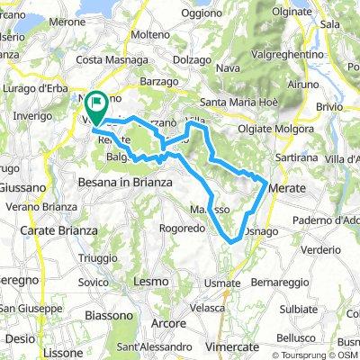 Montevecchia - Parco Curone