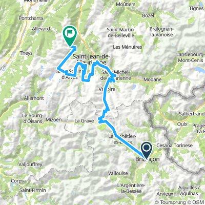 Europa Tour 2k14 22 Briancon - L'Echaut