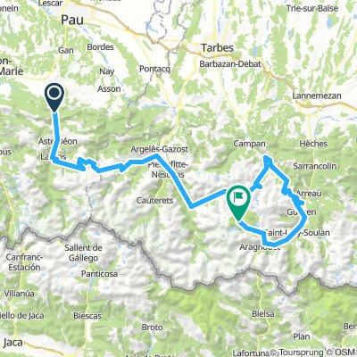 Europa Tour 2k14 24 Louvie-Juzon - Lac d'Aubert
