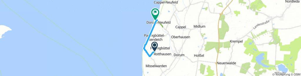 Engbüttel -Dorum