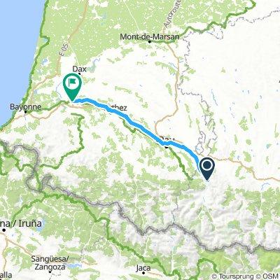 Santiago I etap