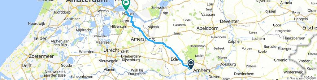 Wyprawa Rowerowa - Holandia 2019. Etap 2