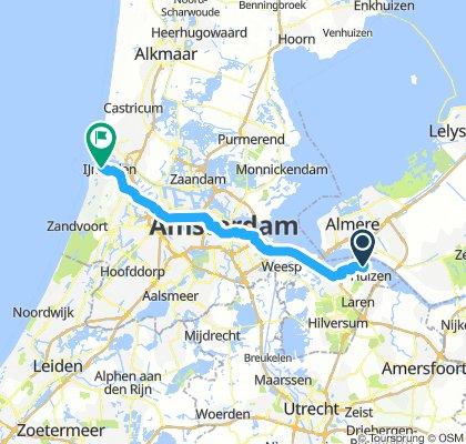 Wyprawa Rowerowa - Holandia 2019 Etap 3