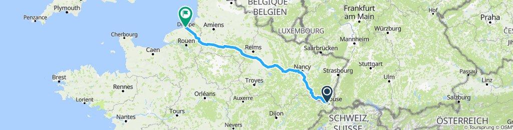 Mulhouse-Dieppe