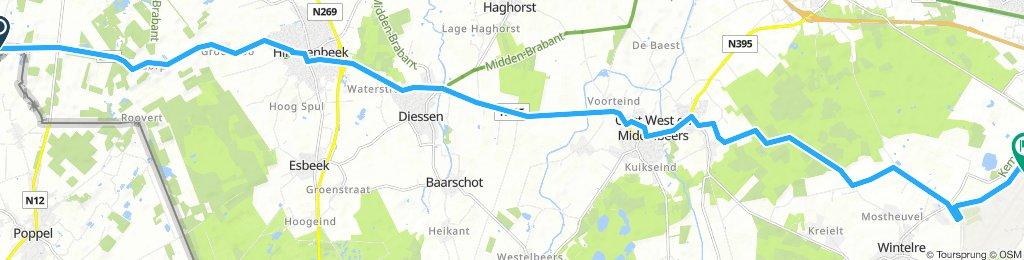 Wyprawa rowerowa Holandia 2019 - Etap 6