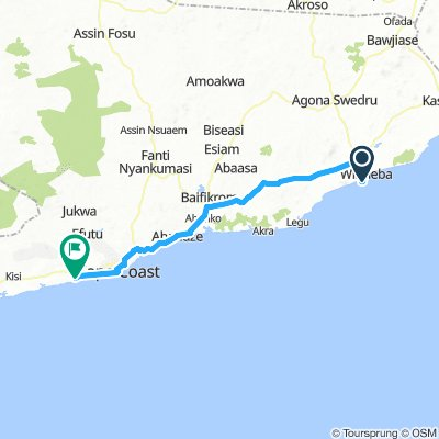 2, Winneba - Elmina