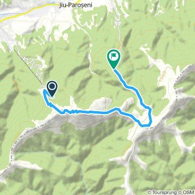 Cab Straza-Vrh Straza -Prevoj-Cab Vulkan