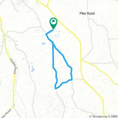 Woodley 33km
