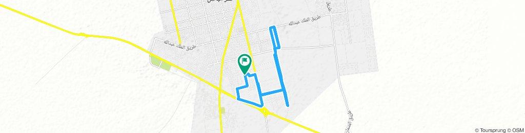 Relaxed Afternoon Track In Hafar Al-Batinًعع
