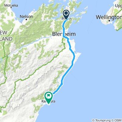 NZ 3 South
