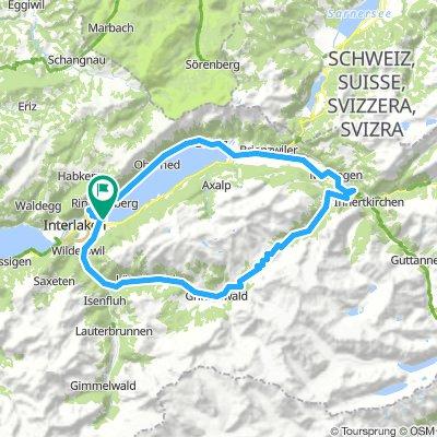 Große Scheidegg-Runde
