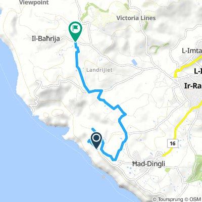 Spred Out Samedi Route In Rabat-Malta