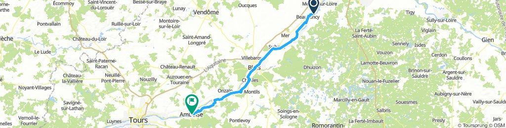 Baule - Amboise