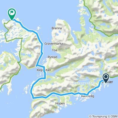 Svolvaer - Hov / Gimsøya