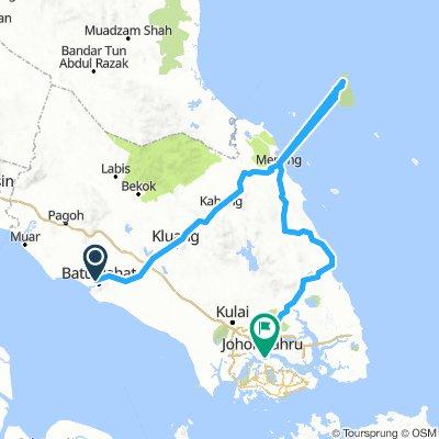 B2S: Tioman Island