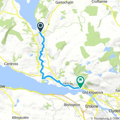 Balloch to Bowling