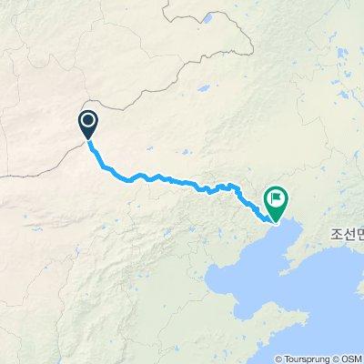 Finishing in China