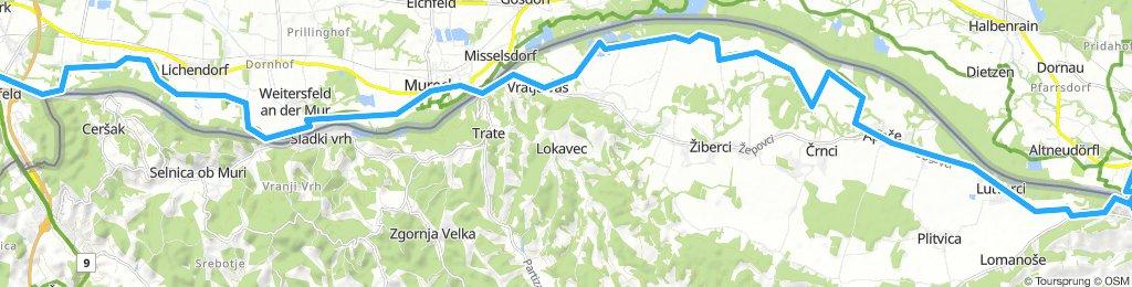 Spielfeld-Zgornje Konjisce-Oberradkersburg