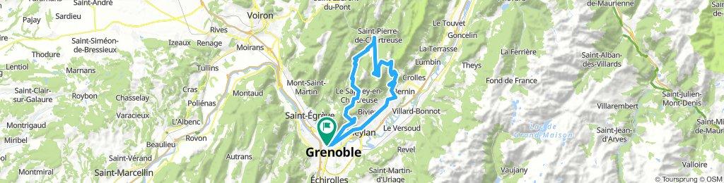 2003 Grenoble II. Chartreuse