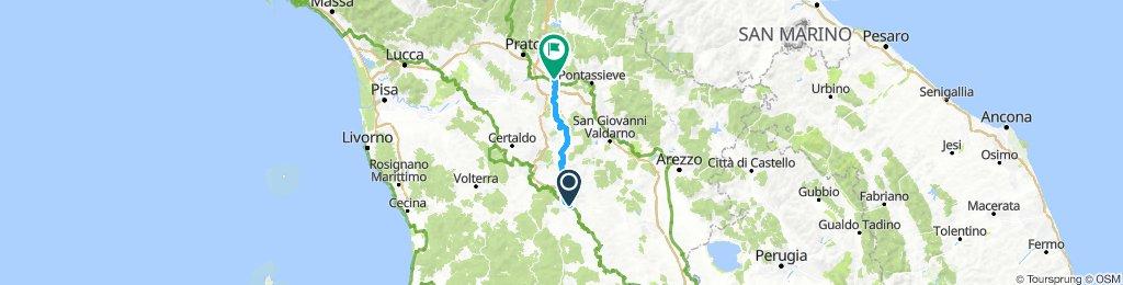 Day 2 Siena Firenze