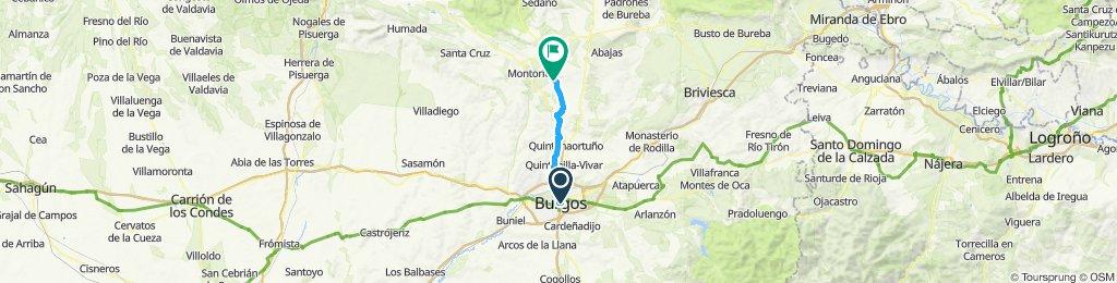 Burgos - Quintanilla Sobresierra