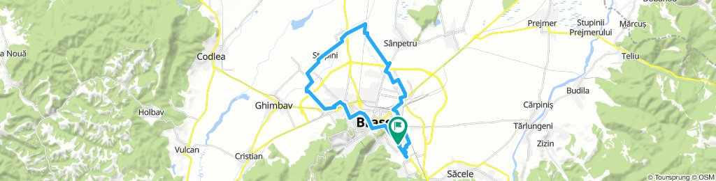Spred Out Friday Course In Braşov