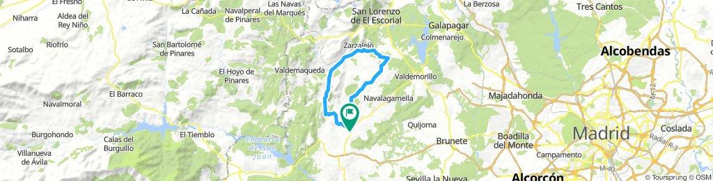 Colmenar del Arroyo - GR10