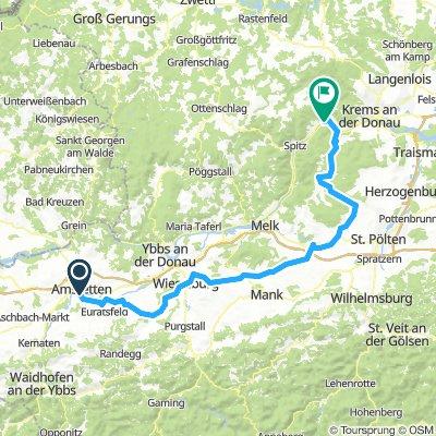 Amstetten - Wachau