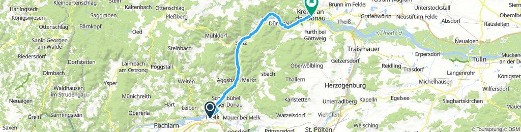 Melk-Krems - northside