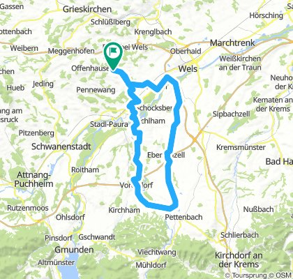 Pettenbach - Vorchdorf