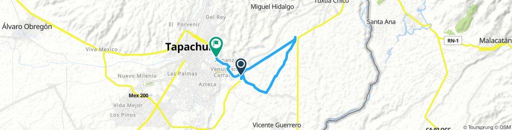 Easy Morning Ride In Tapachula De Córdova Y Ordóñez