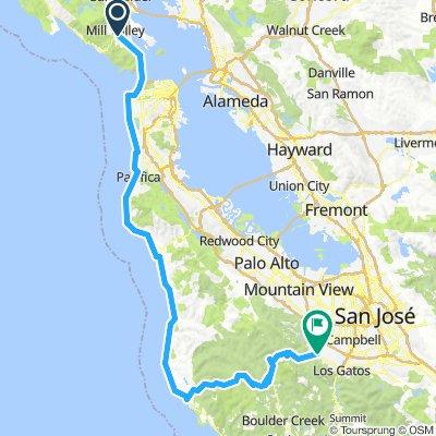 Day 2 Tour California