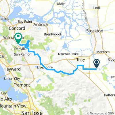 Day 5 Tour California